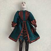 Винтаж handmade. Livemaster - original item Peter doll 1 porcelain doll 50 cm. Handmade.