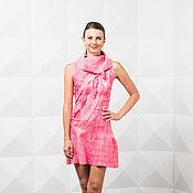 """Одежда ручной работы. Ярмарка Мастеров - ручная работа Валяное платье """"Барби"""". Handmade."""