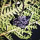 Талисман  Черная орхидея. Оберег. Sublunary. Интернет-магазин Ярмарка Мастеров.  Фото №2