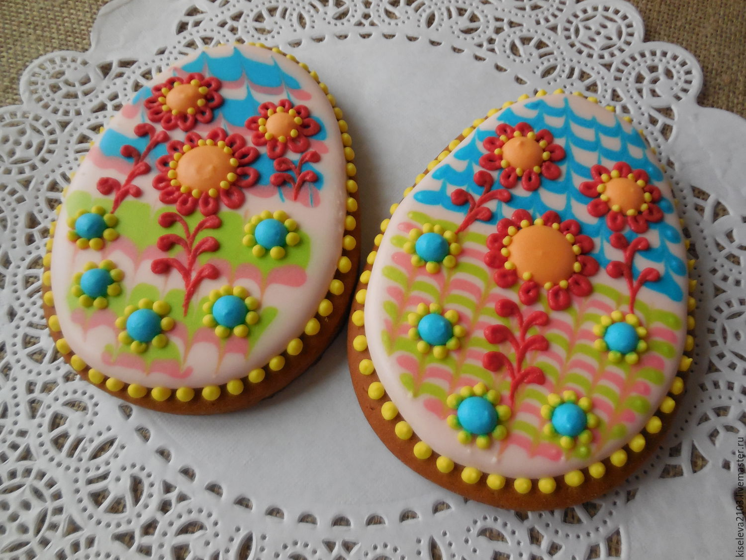 Gingerbread Cookies For Easter Gift For Easter Shop Online On Livemaster With Shipping 5y2rncom Dubna