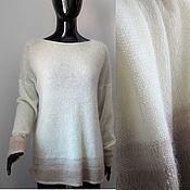 Одежда ручной работы. Ярмарка Мастеров - ручная работа Туника из кид-мохера. Handmade.