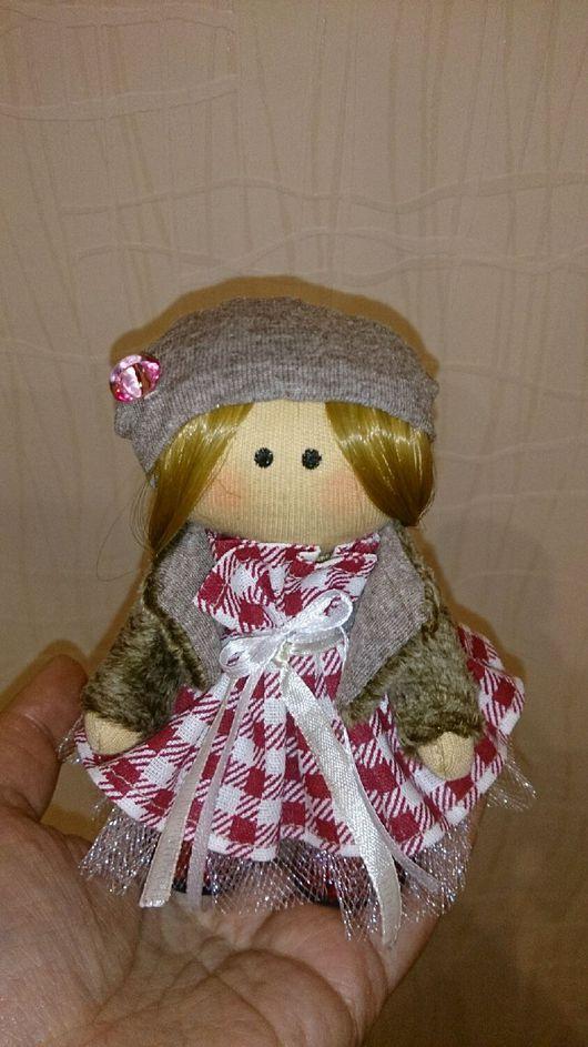 Куклы Тильды ручной работы. Ярмарка Мастеров - ручная работа. Купить Кукла интерьерная малышка. Handmade. Нежность, ленты атласные