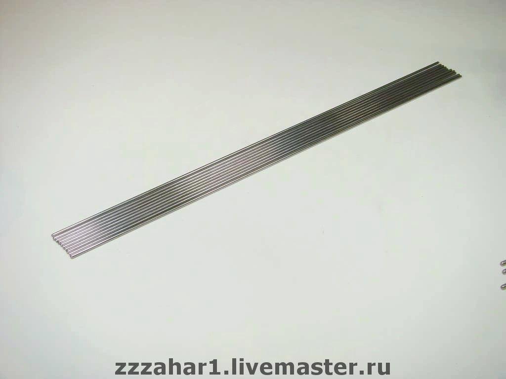 Other Handiwork handmade. Livemaster - handmade. Buy Mandrel d 2.4 mm L 230 mm (10 PCs).
