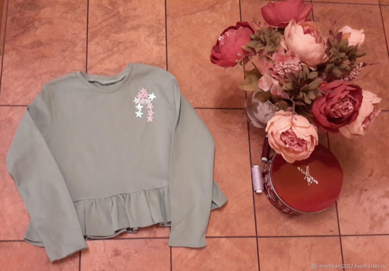 Блузка с лосинами