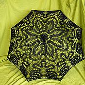 Аксессуары handmade. Livemaster - original item Copy of Copy of Copy of parasol. Handmade.