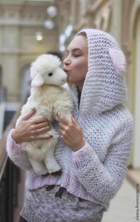 Роль старшей овечки исполняла Ева Святецкая