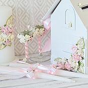 Свадебный салон handmade. Livemaster - original item Set of wedding accessories