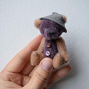 Куклы и игрушки ручной работы. Ярмарка Мастеров - ручная работа минимишка Viola. Handmade.