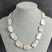 Работы для детей, handmade. Livemaster - original item Natural Baroque Pearls Beads. Handmade.