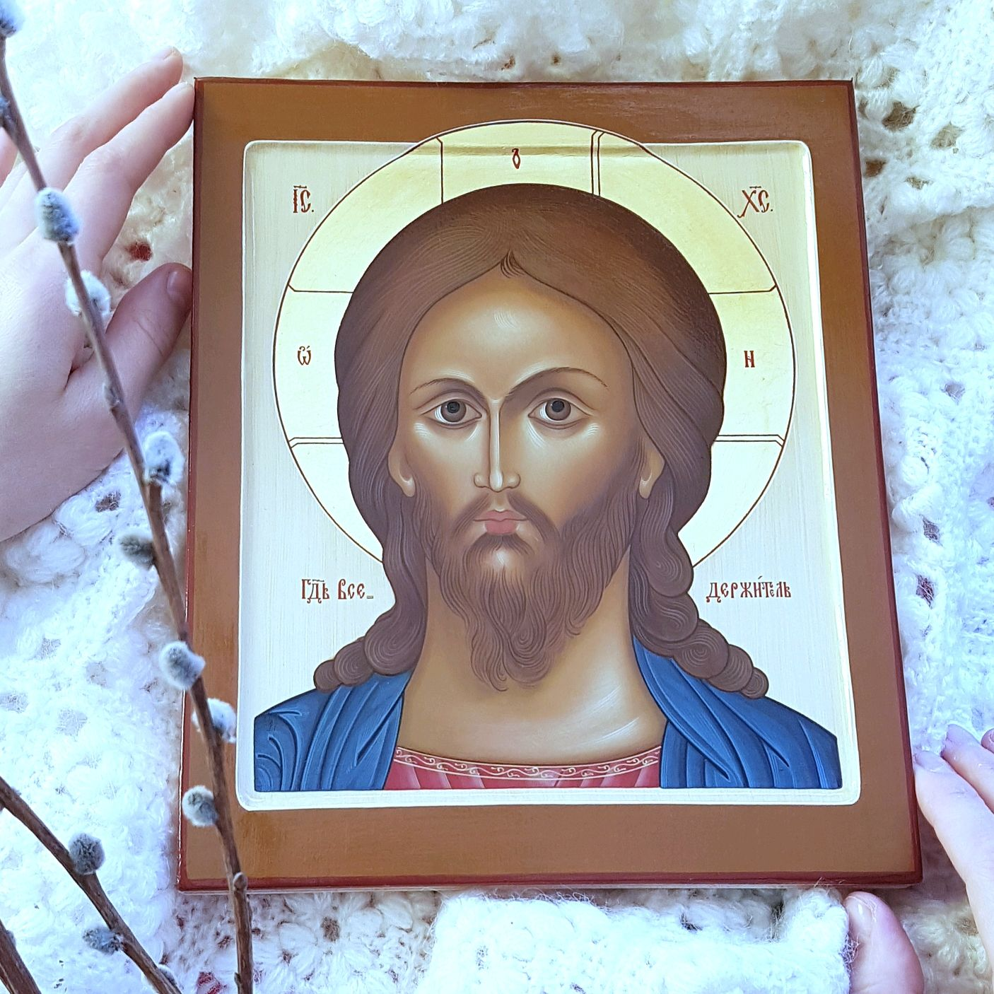 Icon Of Lord The Almighty, Icons, Tomsk,  Фото №1