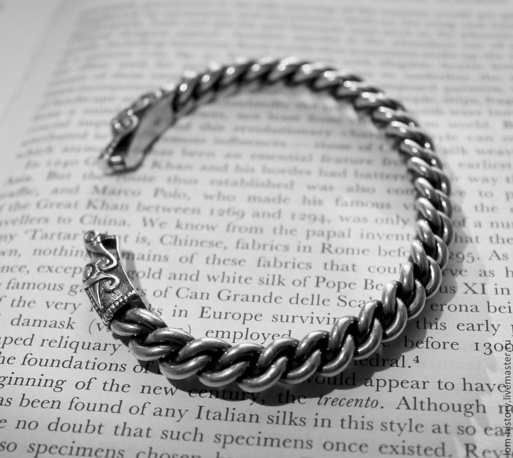 Мужские браслеты викингов купить