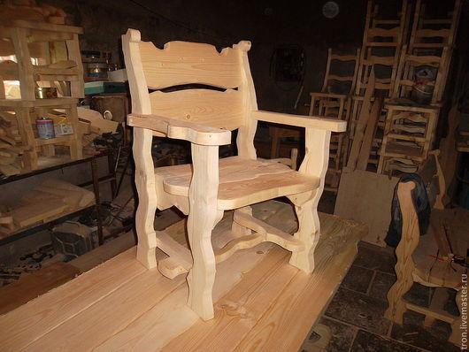 Мебель ручной работы. Ярмарка Мастеров - ручная работа. Купить Кресло. Handmade. Мебель ручной работы, мебель на заказ, столик