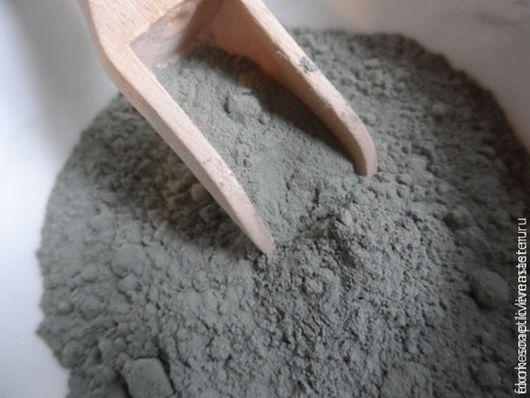 Материалы для косметики ручной работы. Ярмарка Мастеров - ручная работа. Купить Чёрная глина 200г. Handmade. Черный, купить глины