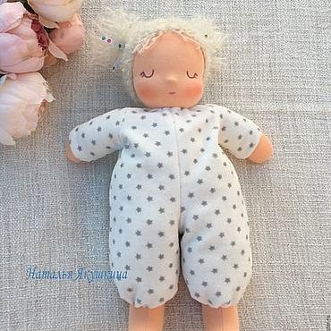 Куклы и игрушки ручной работы. Ярмарка Мастеров - ручная работа Сплюшка - Звездочка. Handmade.