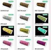 Материалы для творчества ручной работы. Ярмарка Мастеров - ручная работа Нитки для кисточек 3000 м искусственный шелк. Handmade.