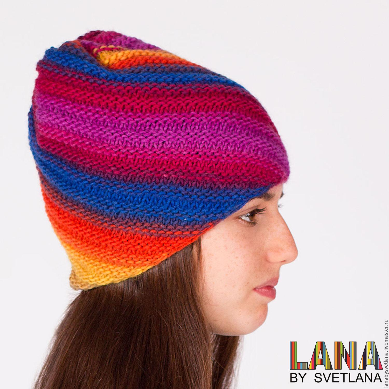 вязаные шапки для женщин 2013 схемы