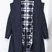 Одежда handmade. Livemaster - original item Trench coat with liner Simon. Handmade.