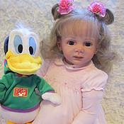 Куклы и игрушки ручной работы. Ярмарка Мастеров - ручная работа Кукла реборн Джульетта. Handmade.