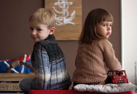 Кофты и свитера ручной работы. Ярмарка Мастеров - ручная работа. Купить Детские свитера. Handmade. Свитер, дети