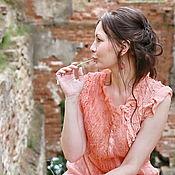 """Одежда ручной работы. Ярмарка Мастеров - ручная работа Платье """"Coral Dream"""". Handmade."""