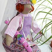 Куклы и игрушки ручной работы. Ярмарка Мастеров - ручная работа Волшебница с дудочкой... Handmade.