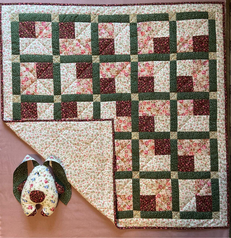 Одеялко детское с игрушкой-сплюшкой, Одеяло для детей, Колпино,  Фото №1