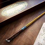 Субкультуры handmade. Livemaster - original item Newt Scamander magic wand. Handmade.