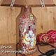 http://www.livemaster.ru/item/11481731-dlya-doma-interera-mumi-dom-nastolnaya-lampa Комплектуется с настольной лампой