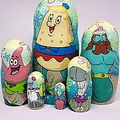 Сувениры и подарки handmade. Livemaster - original item Souvenirs with cartoon characters. Handmade.