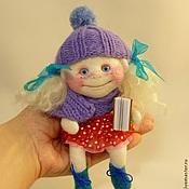 Куклы и игрушки ручной работы. Ярмарка Мастеров - ручная работа Девочки-ангелочки). Handmade.