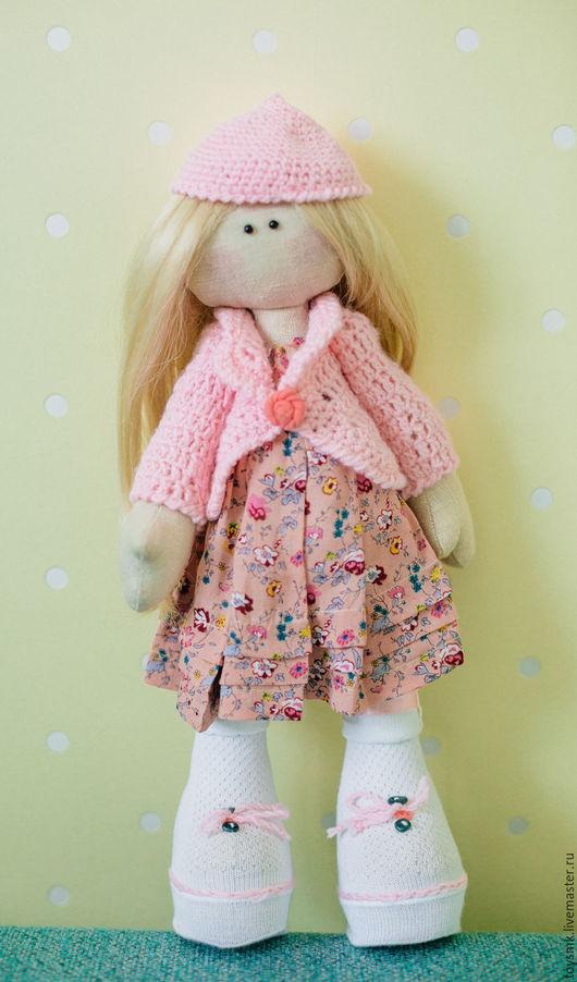 Куклы тыквоголовки ручной работы. Ярмарка Мастеров - ручная работа. Купить Кукла Снежка ( по мотивам кукол Т. Коннэ) - продана. Handmade.