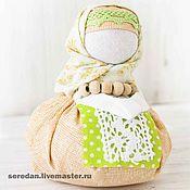 Куклы и игрушки ручной работы. Ярмарка Мастеров - ручная работа Народная кукла хозяюшка-благополучница. Handmade.