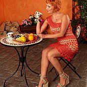 """Одежда ручной работы. Ярмарка Мастеров - ручная работа Сарафан """"Витаминка"""". Handmade."""