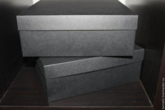 Упаковка ручной работы. Ярмарка Мастеров - ручная работа. Купить Коробки большие 24-24-9 в наличии 1 штука. Handmade.