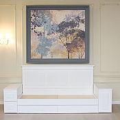 Для дома и интерьера handmade. Livemaster - original item Sofa wooden. Handmade.