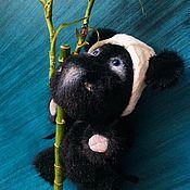 Куклы и игрушки ручной работы. Ярмарка Мастеров - ручная работа Пандамот. Handmade.