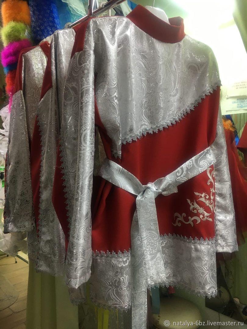 Рубашки: русско-народные мужские, Народные рубахи, Новосибирск,  Фото №1