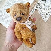 Куклы и игрушки handmade. Livemaster - original item Teddy bear BIN. Handmade.