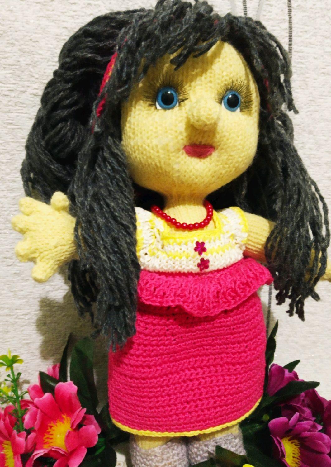 Кукла для Вареньки, Куклы и пупсы, Ефремов,  Фото №1