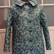 Одежда ручной работы. Ярмарка Мастеров - ручная работа Стёганое пальто. Handmade.