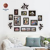 Сувениры и подарки handmade. Livemaster - original item Interior arrangement of a Large family tree. Handmade.