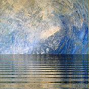 """Фен-шуй и эзотерика ручной работы. Ярмарка Мастеров - ручная работа Картина -медитация """"Рассвет"""". Handmade."""