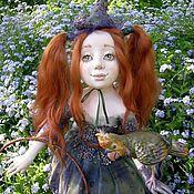 """Куклы и игрушки ручной работы. Ярмарка Мастеров - ручная работа Кукла """"Дебют"""". Handmade."""