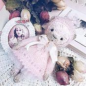 Куклы и игрушки ручной работы. Ярмарка Мастеров - ручная работа Мишка Нежнее Нежного. Handmade.