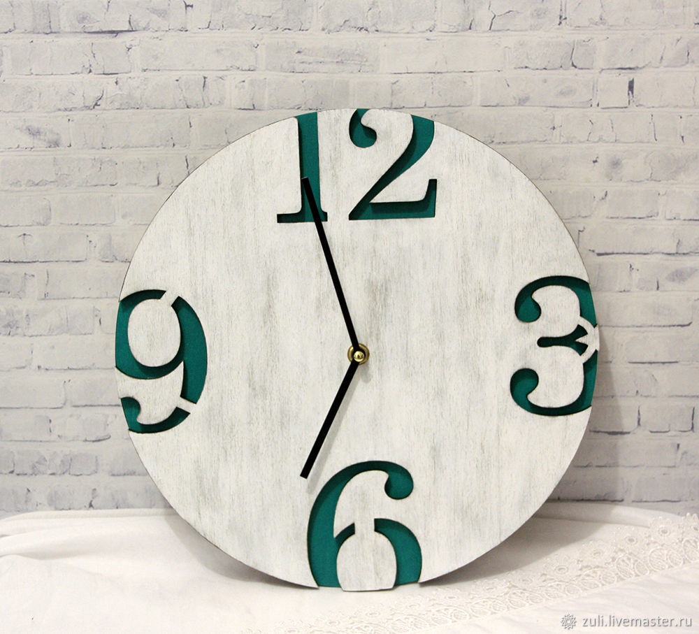 Wall clock ' large-Digital', Watch, Podolsk,  Фото №1