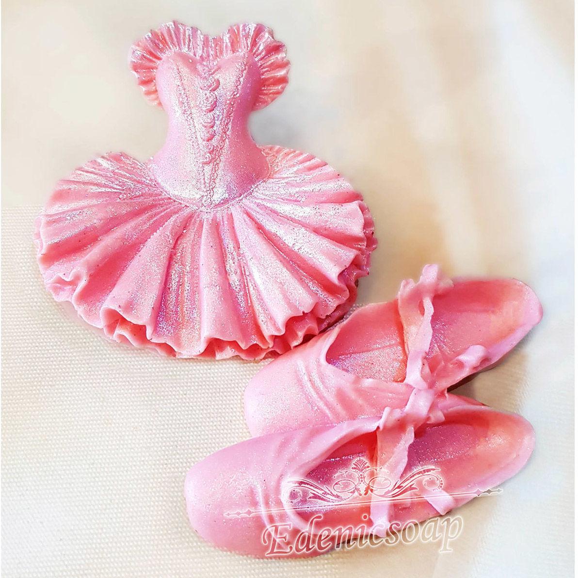 Soaps handmade. Livemaster - handmade. Buy 'Ballet' soap handmade set gift girl theater.Handmade, ballet