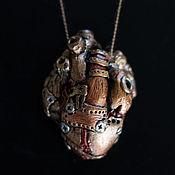 Украшения ручной работы. Ярмарка Мастеров - ручная работа Сердце для моей половинки. Handmade.