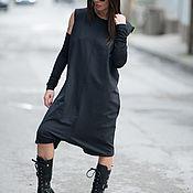 Одежда handmade. Livemaster - original item Summer, stylish cotton jumpsuit - JP0372W2. Handmade.