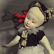 """Куклы и игрушки ручной работы. Ярмарка Мастеров - ручная работа """" Автопортрет"""". Handmade."""