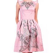"""Одежда ручной работы. Ярмарка Мастеров - ручная работа Платье """"Индийские пейсли"""" 10114#Скидка 50 %. Handmade."""